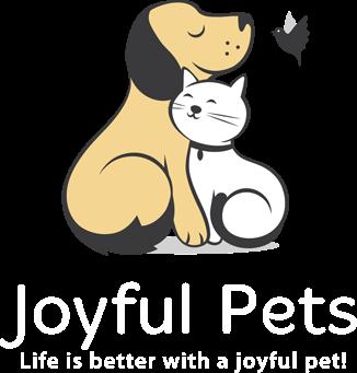joyful pets footer logo